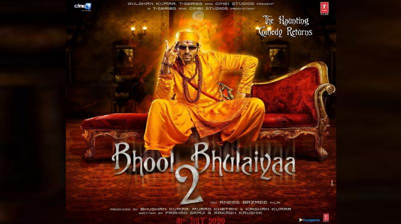 Bhool Bhulaiyaa 2 Movie Release Date, Cast, Story, Trailer, OTT