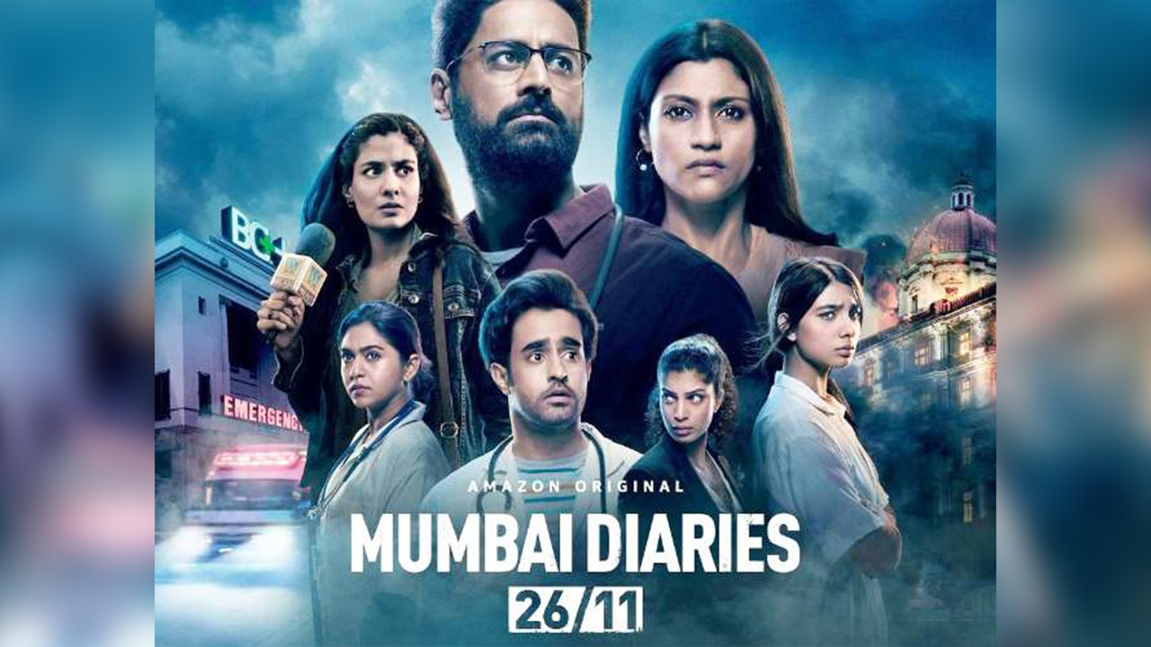 Amazon Prime Mumbai Diaries 26/11 Release Date, Cast, Trailer Review, Story