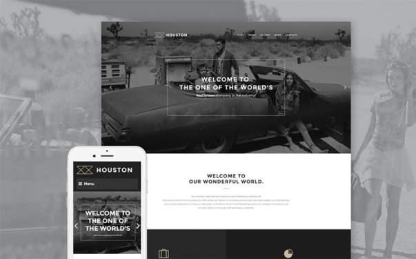 Blog Website Design Image