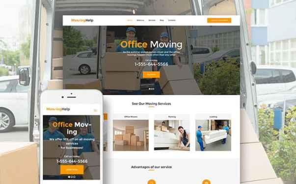 Roofing Website Design Image