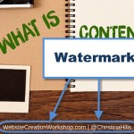 """Use a """"Watermark"""" to Protect Your Images Online"""