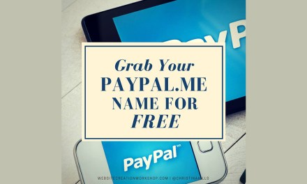 Grab Your PayPal.me Page (Before Someone Else Does)