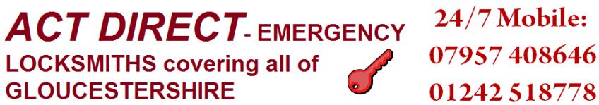 Emergency locksmiths Cheltenham tops Google