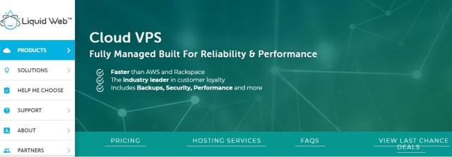Best cloud hosting providers - Liquid Web