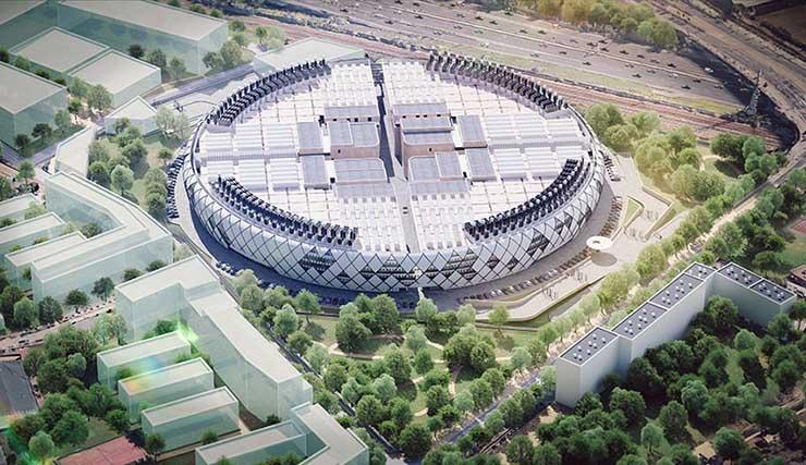 Focused on France: Digital Realty Building Big in Paris, Marseille
