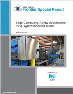 Layers and Location of Edge Computing