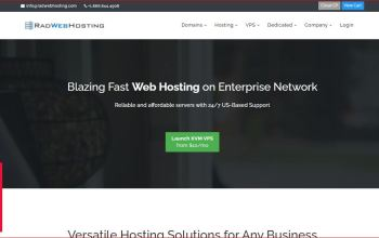 Rad Web Hosting Accepts BTC Bitcoin
