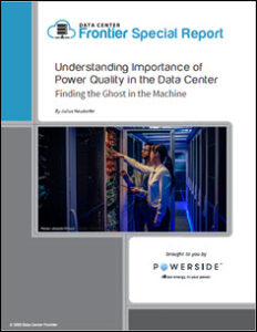 Data Center Infrastructure Monitoring Key to Power Quality