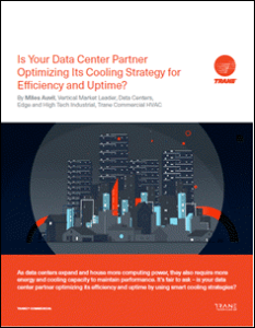 Questions to Ask Your Data Center Partner to Ensure the Smartest Cooling Strategies