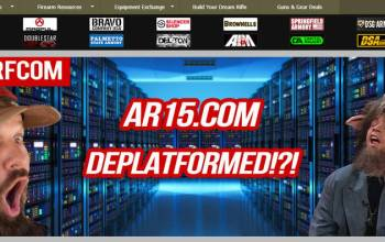 GoDaddy explains AR15 .com boot 1