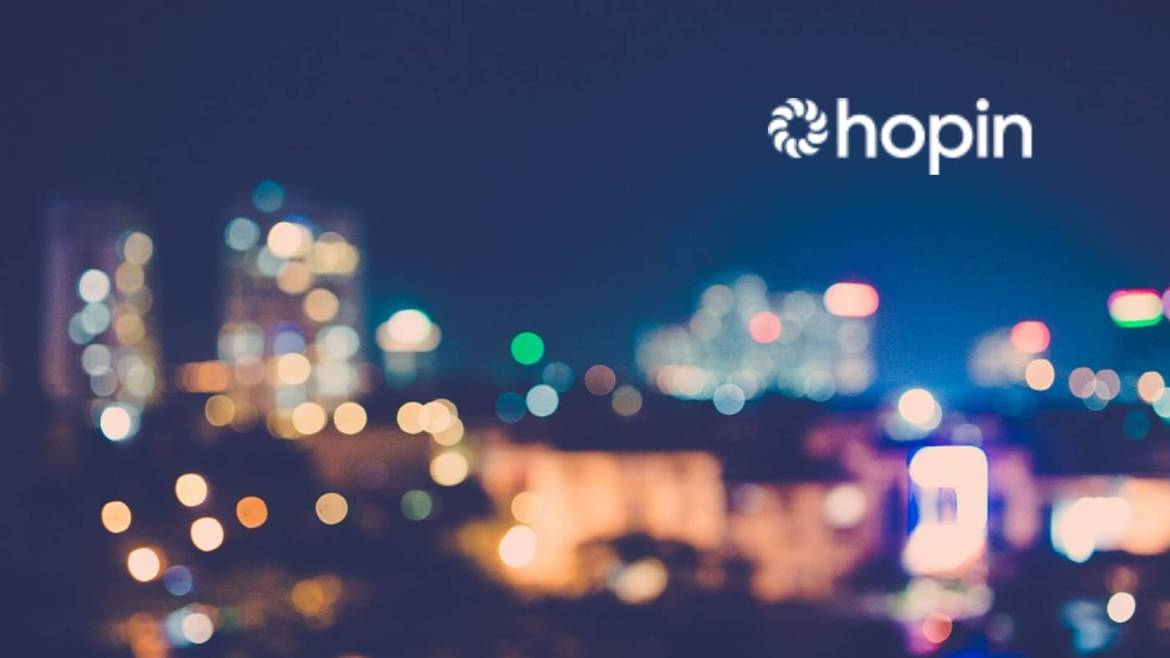 Hopin Raises $400 Million to Scale Innovation for Hybrid Experiences