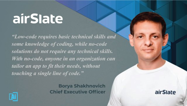 WebsiteHost.Review Interview with Borya Shakhnovich, CEO at airSlate