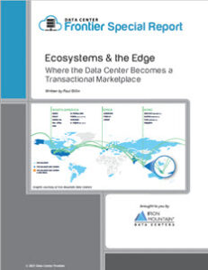 Ecosystems at The Edge: Interconnection Enables New Services