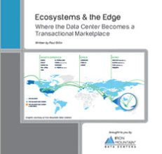 Ecosystems at The Edge: Interconnection Enables New Services 2