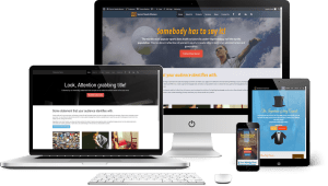 Image of Web Design on Mobile Devices