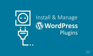 WordPress Install plugin