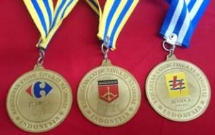 bikin medali di jakarta