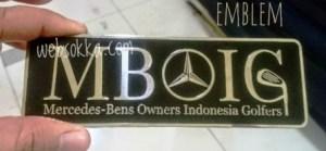 Plat Emblem