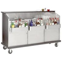 commercial portable bars for events