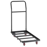 folding chair carts dollies for