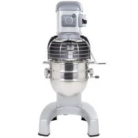 Hobart Legacy HL300 30 Qt. Commercial Planetary Floor Mixer with Accessories - 120V, 3/4 hp