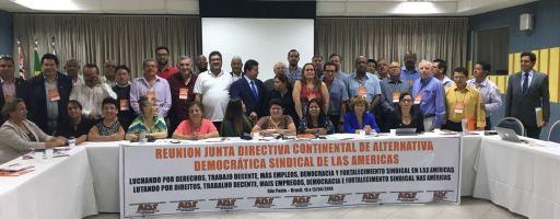 COMUNICADO DE ALTERNATIVA DEMOCRÁTICA SINDICAL DE LAS AMÉRICAS (ADS) CONTRA LA VIOLACIÓN DE LOS DERECHOS LABORARES Y SINDICALES DE CUBA.