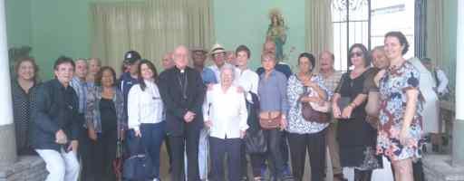 Ofician misa en homenaje a Eduardo García Moure