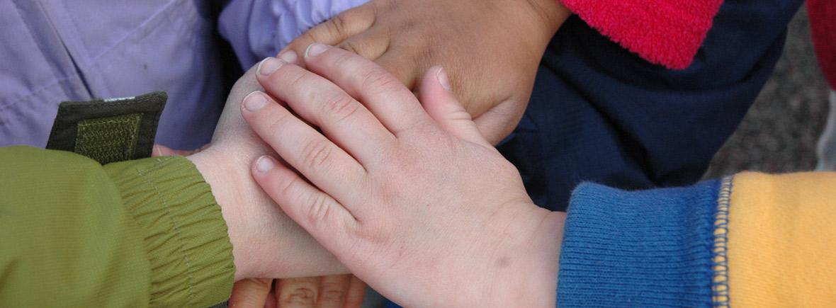 All Hands In - Webster Child Care Center