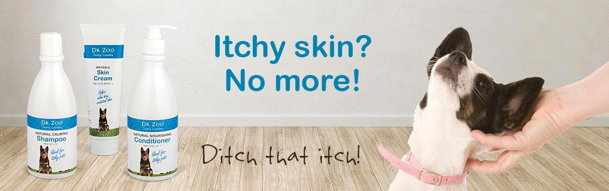 Ditch the Itch