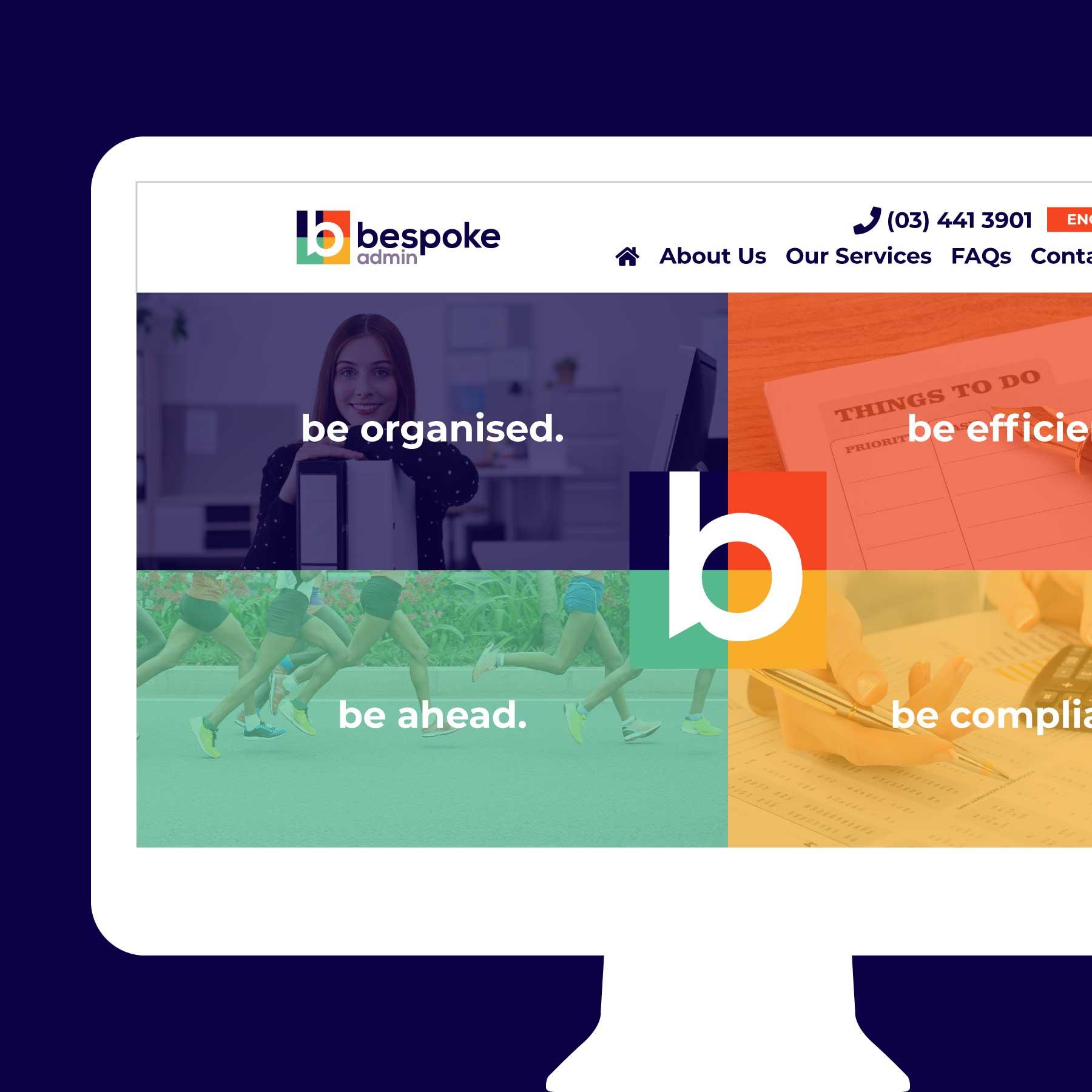 Bespoke Admin Website