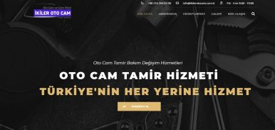 Otomotiv Web Tasarım Kocaeli