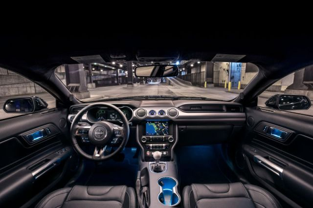 2879760665341f4f800fd59211c6c1d127047bea - 2019 Ford Mustang Bullitt with the design dazzling