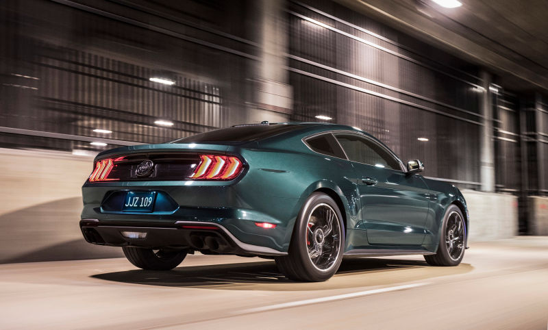 a29b6d9c58cece1d0c9e289031c3301939013249 - 2019 Ford Mustang Bullitt with the design dazzling