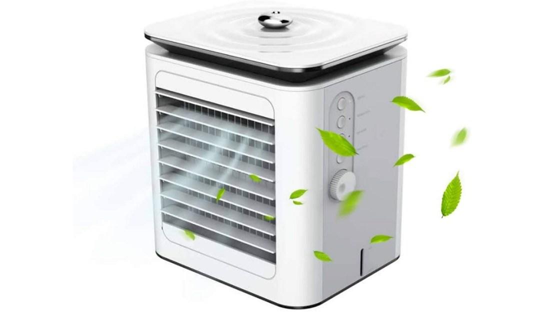 Dalada Taşınabilir Mini Hava Soğutucu