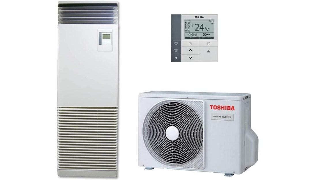 Toshiba Salon Tipi 24 DI Split Klima