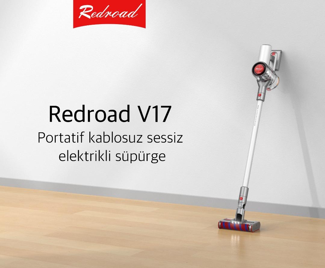 redroad v17 süpürge