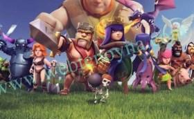 Clash of Clans webtenoyna