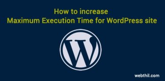 How-to-increase-Maximum-Execution-Time-for-WordPress-site
