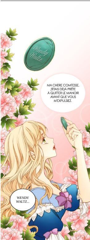 Webtoon : Wendy la Fleuriste