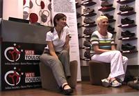 Boutique de chaussures MBT à Toulouse