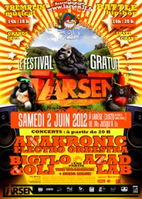 Festival Larsen 2012