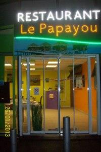 le papayou