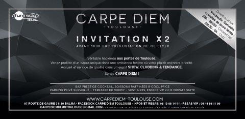 Carpediem 10x21 opening