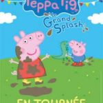 Peppa Pig débarque avec son grand spash au Bascala ce week-end.