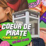 coeur-de-pirate-femme-like-you-affiche