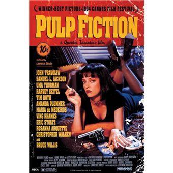 Pulp-Fiction-Poster-Affiche-Principale-Quentin-Tarantino-91x61-cm