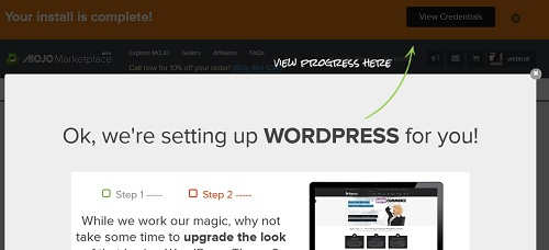 instalar blog con wordpress