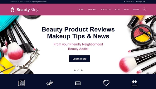 como empezar un blog de belleza