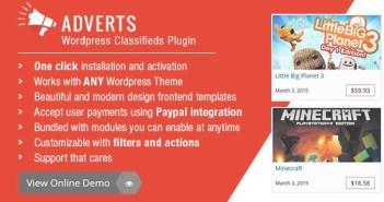 wordpress plugin anuncios clasificados