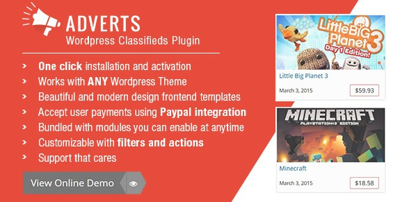 Mejores Plugins Wordpress Para Crear Anuncios Clasificados ...